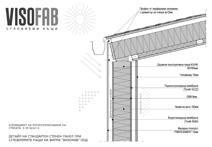 Детайл Фасаден панел 1